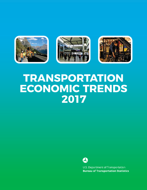 Transportation Economic Trends 2017 cover